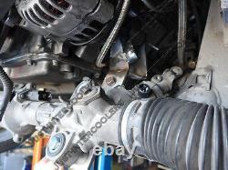 CXRacing Swap Mount Kit Sway Bar Torsion Bar Sub-Frame Bracer For Mazda RX-8 LS1