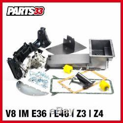 CYBUL BMW M60 M62 V8 Swap Kit Motor Umbau für BMW E36 E46 Z3 Z4