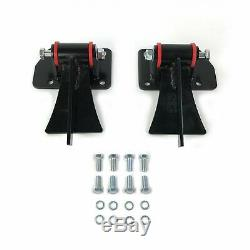 Chevy LS1 LS6 LS-1 LS-6 Weld In Motor Mount Set Engine & Frame Brackets LSX BB