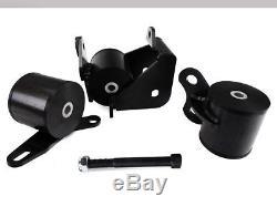 Civic 96-00 DOHC Solid Motor Mount Swap D to B series bracket EK EM