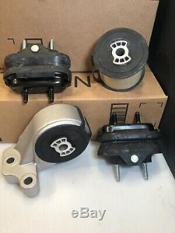 Complete Motor Mount Set for 2007-2008 Suzuki XL-7 with engine 3.6L ONLY