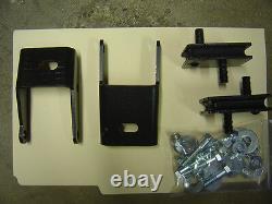 Conversion Motor Mounts Small Block 318 to Big Block 383 440 Mopar A-Body Dodge