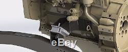 Cummins 4BT Jeep CJ Mounts