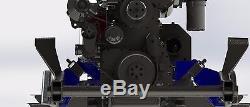 Cummins 4BT Jeep YJ Mounts