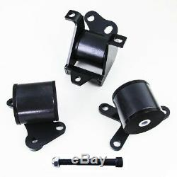 D-B Series Engine Motor Mount Set EK B16 B18 B20 Fits 96 97 98 99 00 Honda Civic