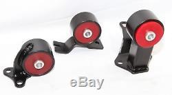 D Series to B Series Swap Motor Mounts fit 88-91 Civic 88-91 CRX EF