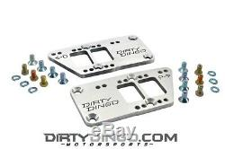 Dirty Dingo Aluminum Motor Mount Adapters Chevy Motor Mounts to LS Engines