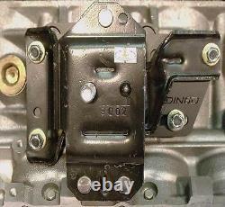 Dirty Dingo Mustang 1996-2004 LS Conversion Adjustable Swap Mounts Plain Steel