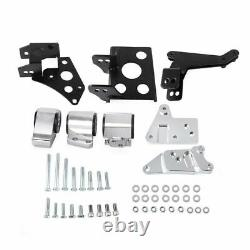 EKK2 96-00 Honda Civic K-Series Swap Motor Mount Kit 70A Busings
