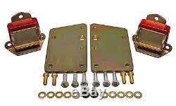 Energy Suspension GM LS-Series Motor Conversion (Swap) Into 64-82 Chevy Cars