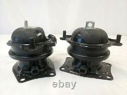 Engine Front, Right & Rear Motor Mount Set of 3Pcs for Honda Pilot 09-15 V6 3.5L