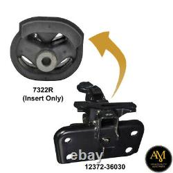 Engine Motor & Bushing of Automatic Trans. Mount Complete Set for Scion TC 11-16