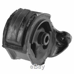 Engine Motor Mount Kit Set of 4 for 90-93 Accord with MT Manual Transmission NEW