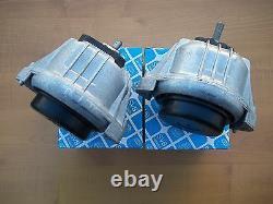 Engine Motor Mount Pair 2 Mounts BMW E90 HD 1 Year Warranty 330