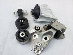 Engine Motor Mounts & Auto. Trans. Mount 4Pcs Set for Acura RDX 07-12 2.3L