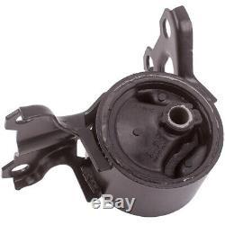 Engine Motor Mounts & Transmission Mount for Dodge Caliber 2.0L 2.4L 2007-2012