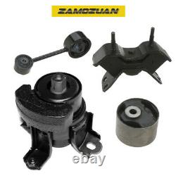 Engine Motor & Trans Mount 4PCS with Hydraulic 1998-2003 for Toyota Sienna 3.0L V6