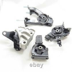 Engine Motor & Trans Mount Kit Set of 4 for Scion TC 2005-2010 2.4L Automatic