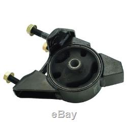 Engine Motor Transmission Mount KIT SET of 4 for 98-02 Corolla Prizm 4sp Auto