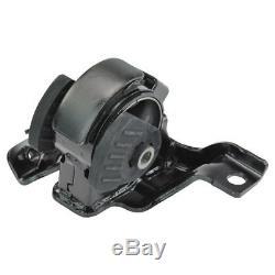 Engine Motor Transmission Mount Kit Set of 4 for 93-97 Corolla 1.8L US Automatic