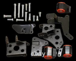 Engine Mount Bracket K-Swap EK EM1 EK9 Chassis for 96-00 Civic K20 K24 K-Series