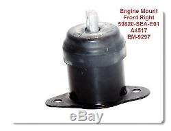 Engine Mount Front Right Fits Acura TL TSX 2004-2008 Honda Accord 2003-2007