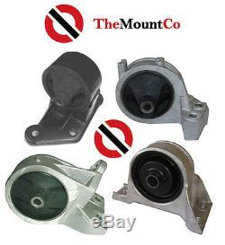 Engine Mount Set (4 pcs)to suit Mitsubishi Magna 96-06 3.0L, 3.5L-V6 Auto