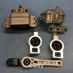 Engine Mount & Trans Mount Set 5PCS for 06-13 Audi A3 06-14 VW Jetta GTI 2.0L