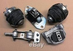Engine Mounting Set For Volvo S60 S80 V70 XC90 XC70 Cross Country 2.4D D5 01-