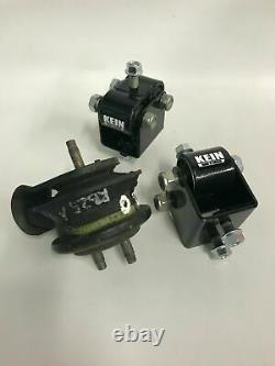 Engine Mounts Set for Nissan Skyline R32, R33, R34, GTS GTR, GTS-T GTT (RB25DET)