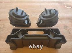 Engine Mounts front Right/Left &Trans Mount Rear 3Pcs For Suzuki Grand Vitara