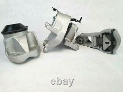 Engine, Torque Strut & Auto Transmission Mounts set 3pcs fits Ford Explorer 3.5L