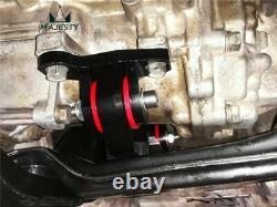 Engine Transmission Motor Mount Kit For 04-12 Subaru WRX/STI 05-11 Legacy