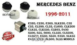 Engine & Transmission Mount 3-Piece SET for Mercedes C CL CLK CLS E S SL SLK NEW