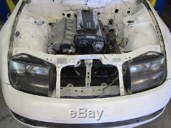 Engine Transmission Mount Kit For 89-00 300ZX Z32 RB20DE/RB25DET Motor Swap