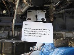 Engine Transmission Mounts Swap Kit For 240SX S13 S14 S15 1JZ-GTE VVTI R154