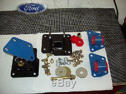 FORD FAIRLANE MERCURY CYCLONE COMET GT 390 427 428 CJ SCJ RACING MOTOR MOUNTS FE