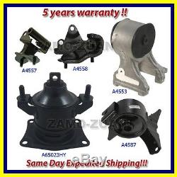 Fits 2008-2010 Honda Odyssey 3.5L LX / EX Engine Motor & Trans. Mount Set 5PCS