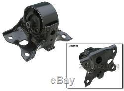 Fits 95-01 Nissan Maxima 3.0L Motor & Trans Mount Set 4PCS for Auto with Sensors