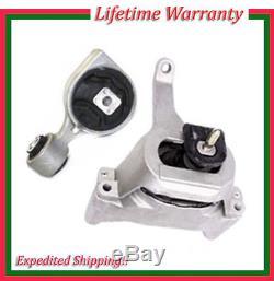 For 2007-2013 Nissan Altima 2.5L 4350 4353 M987 Engine Motor Mount Set 2pcs New