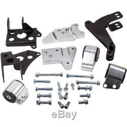 For Honda Civic 96 97 98-00K Series K20 K24 EK Chassis Engine Swap Mount Bracket