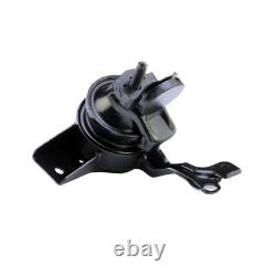 For Hyundai Elantra 2.0L, Tiburon 2.0L Trans & Engine Mount Set (4Pcs) Manual
