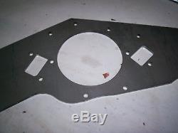 Ford Mustang Big Block Front Motor Plate 429/460/514/521/557