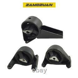 Front Engine Motor & Trans Mount 3PCS. 1999-2004 for Jeep Grand Cherokee 4.7L
