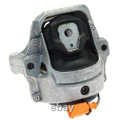 Front Left Engine Mount Hydr. With Sensor 08-18 for Audi A4 A5 Quattro Q5 S5 SQ5