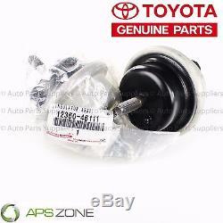 GENUINE TOYOTA SUPRA ENGINE MOUNT INSULATORS SET x2 12360-46111