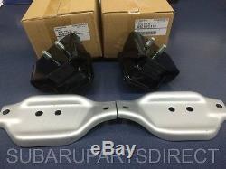 Genuine Subaru Group N Engine Mount Pair STi Impreza WRX Forester Legacy GT NEW