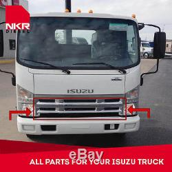 Grille Front For ISUZU NPR NQR NRR NPR-HD 2008 And Up chrome