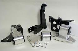 HASPORT EKK2 96-2000 Honda Civic K20 K24 Swap W / EG Subframe 70A
