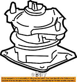 HONDA OEM-Engine Mount-Front 50830SDAA04